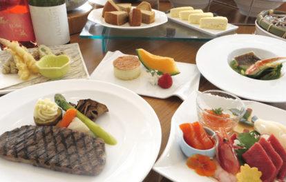 札幌北広島クラッセホテルディナーイメージ