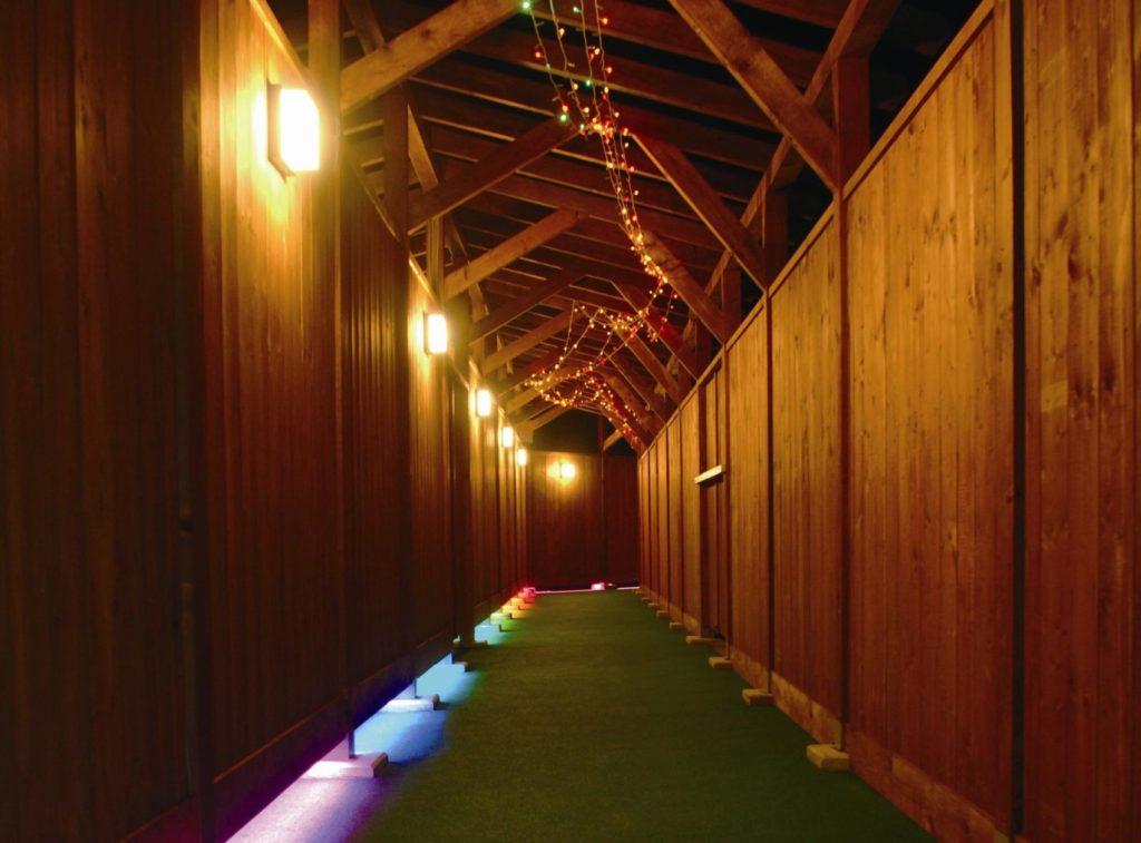 なんぽろ温泉 七色の回廊