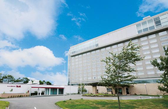 札幌北広島クラッセホテル外観