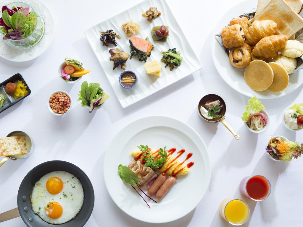 小樽朝里クラッセホテル朝食イメージ