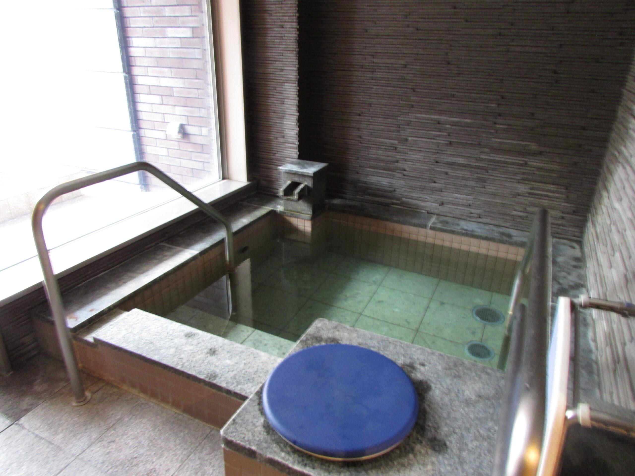 貸切風呂内湯|びらとり温泉ゆから