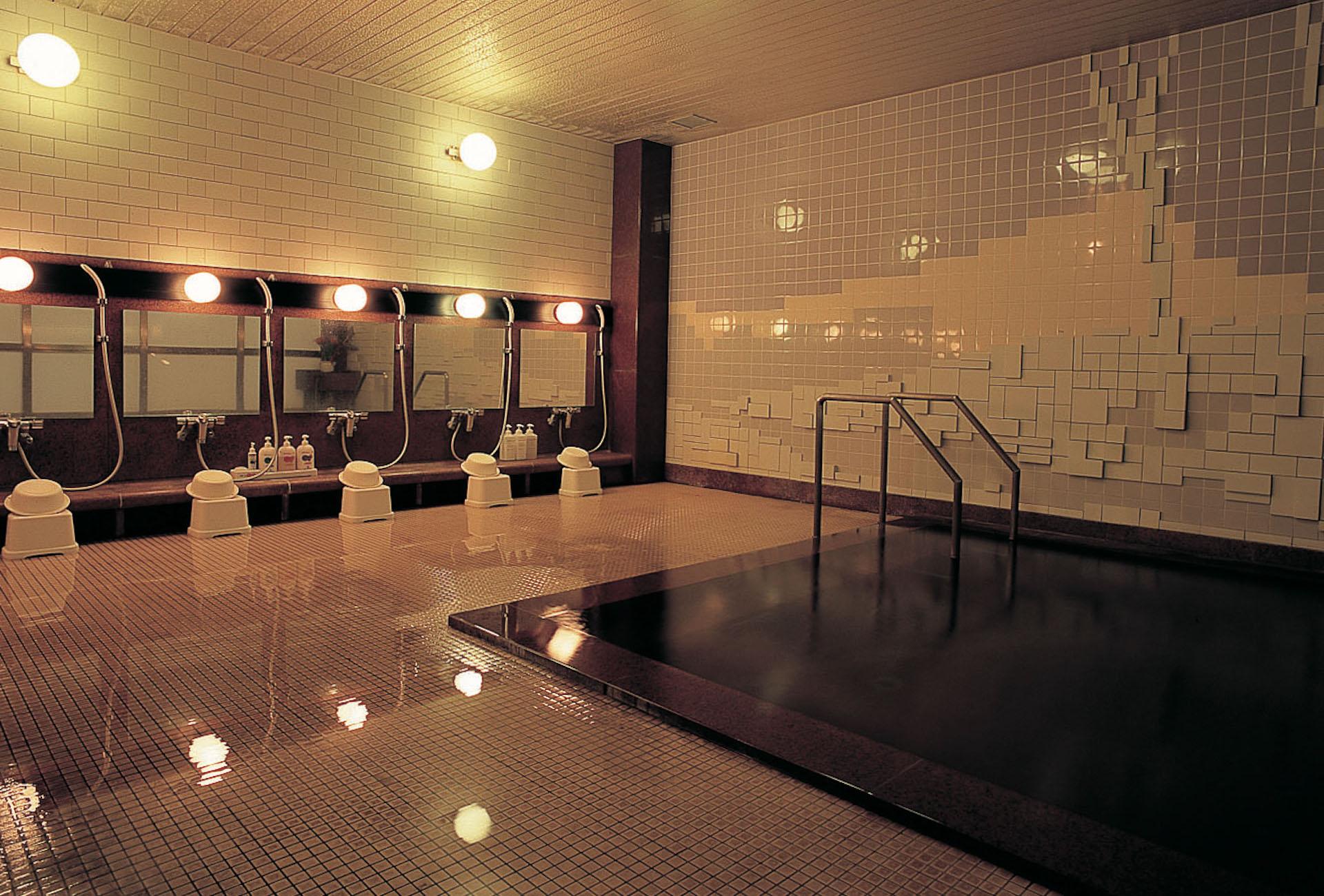 ニセコ昆布温泉ホテル甘露の森貸切家族風呂